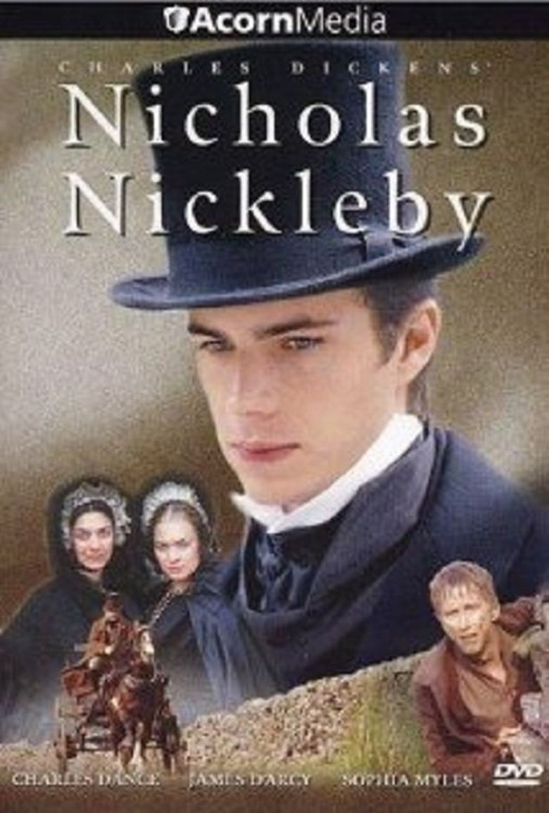 The Life and Adventures of Nicholas Nickleby Poster