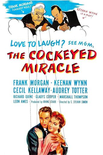 The Cockeyed Miracle Poster