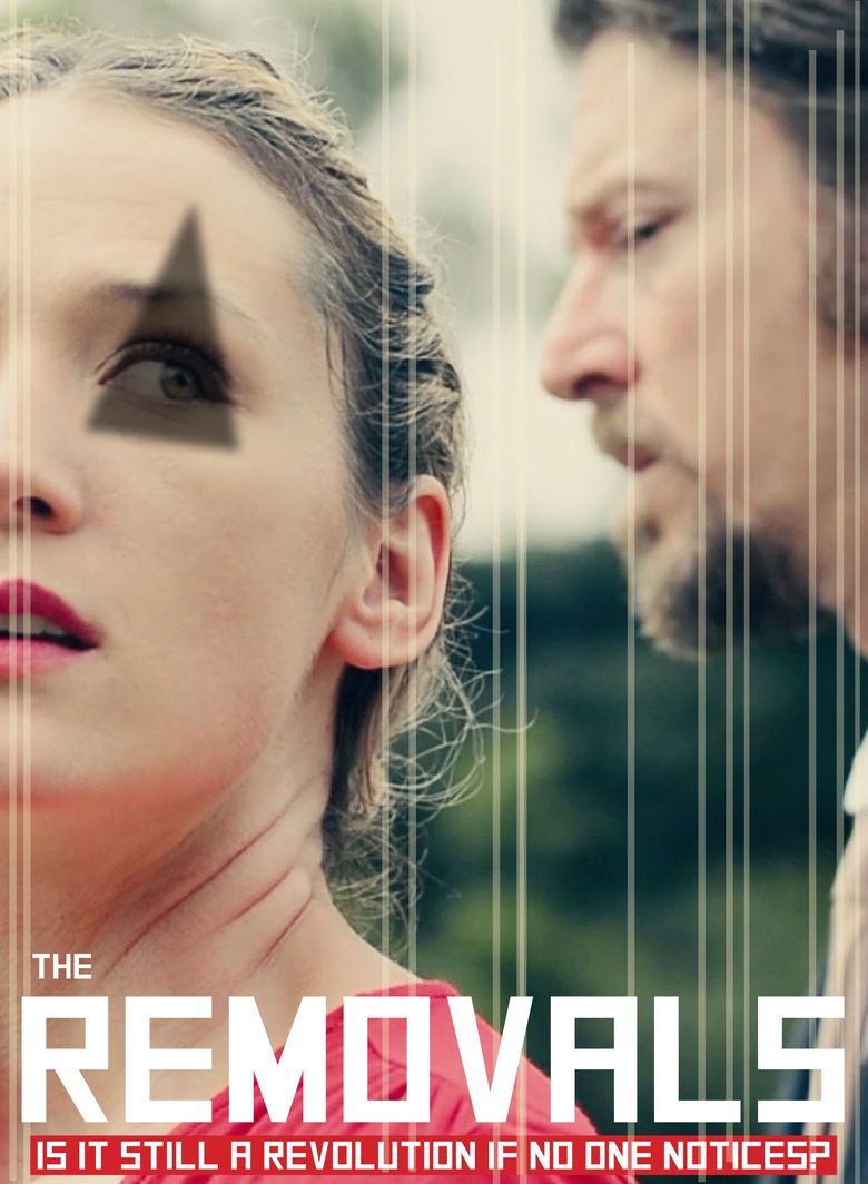 The Removals Poster