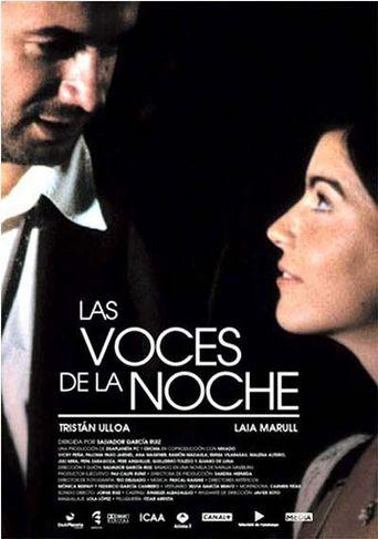 Las voces de la noche Poster