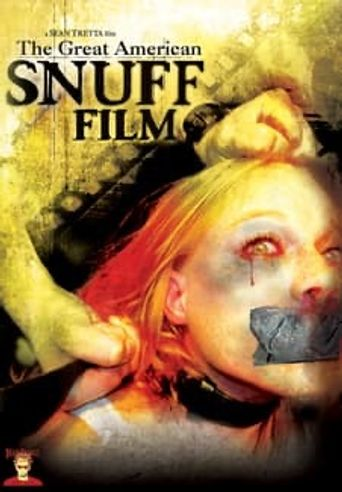 The Great American Snuff Film Poster