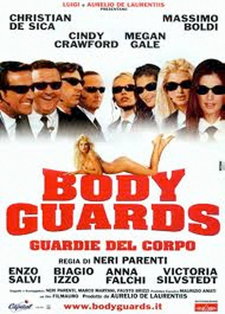 Bodyguards - Guardie del corpo Poster