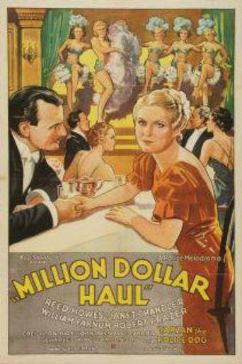 Million Dollar Haul Poster
