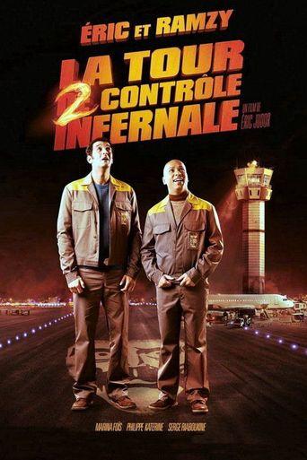 La Tour de contrôle infernale Poster