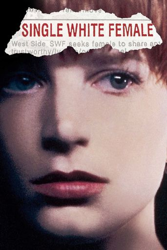 Single White Female Poster