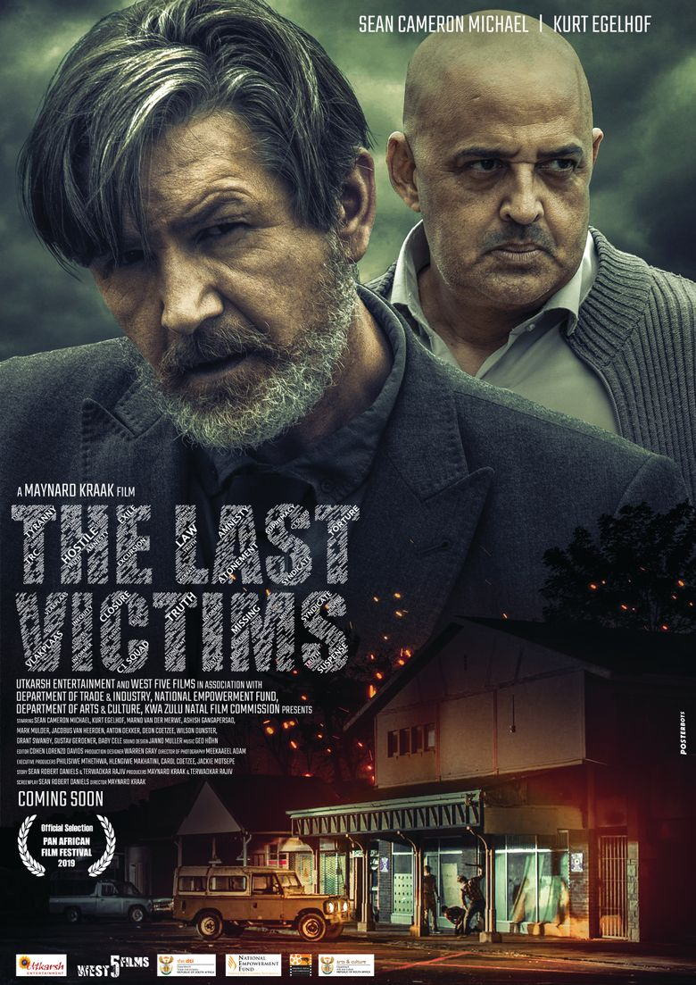 The Last Victims Poster