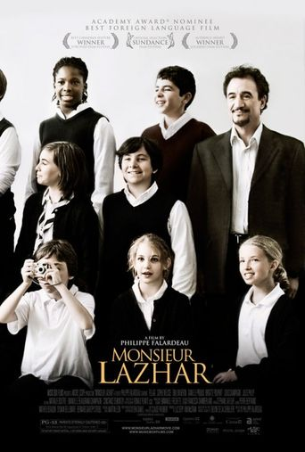 Watch Monsieur Lazhar
