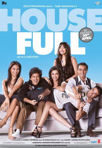 Housefull Poster