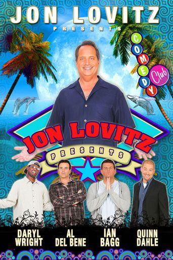 Jon Lovitz Presents Poster