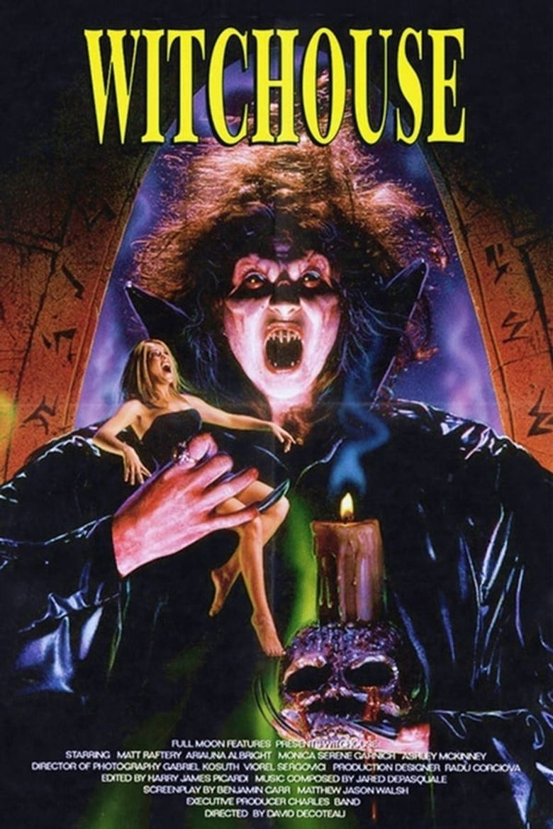 Witchouse Poster