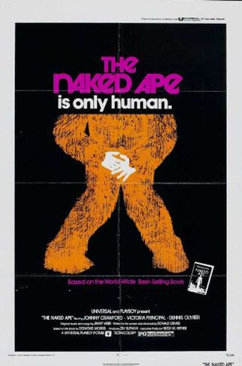 The Naked Ape Poster