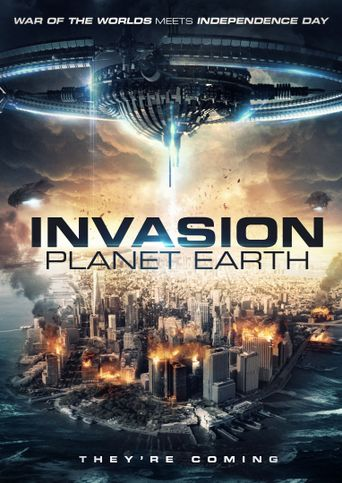 Invasion Planet Earth Poster