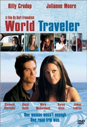 World Traveler Poster