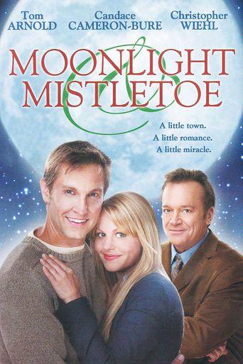 Moonlight & Mistletoe Poster