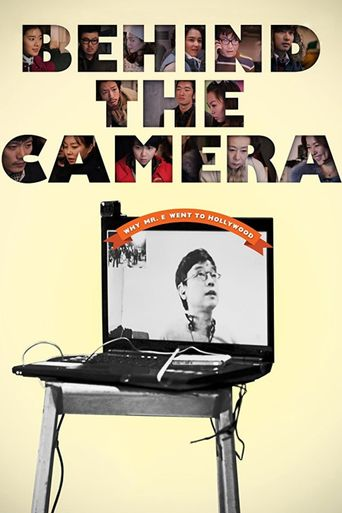Behind the Camera Poster