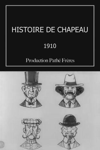 Histoire de chapeaux Poster