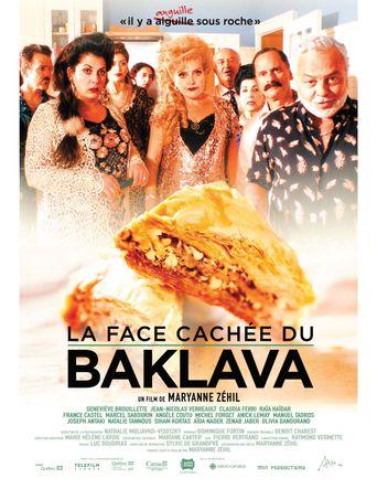 The Sticky Side of Baklava Poster