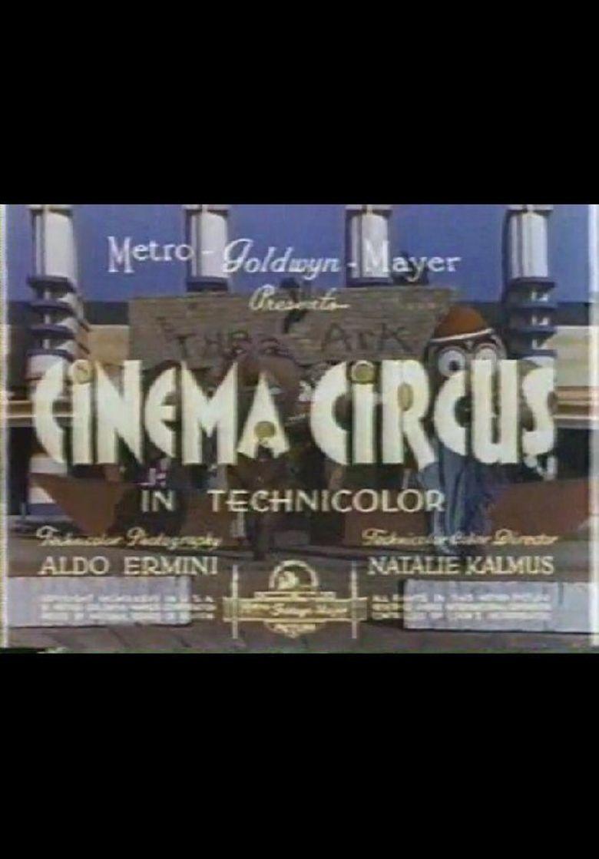 Cinema Circus Poster