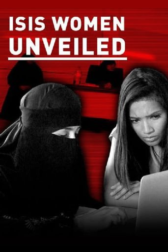 Isis: The British Women Unveiled Poster