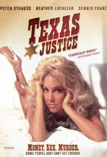 Texas Justice Poster