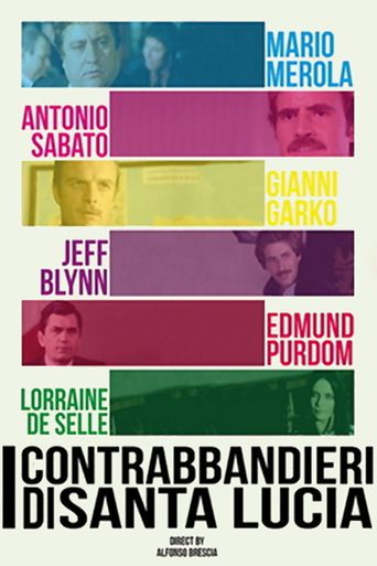 The New Godfathers Poster
