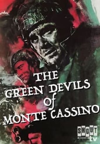 The Green Devils of Monte Cassino Poster