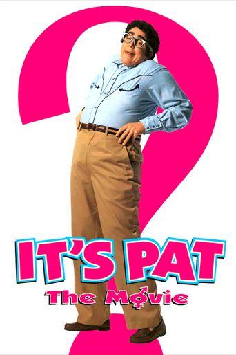 It's Pat Poster