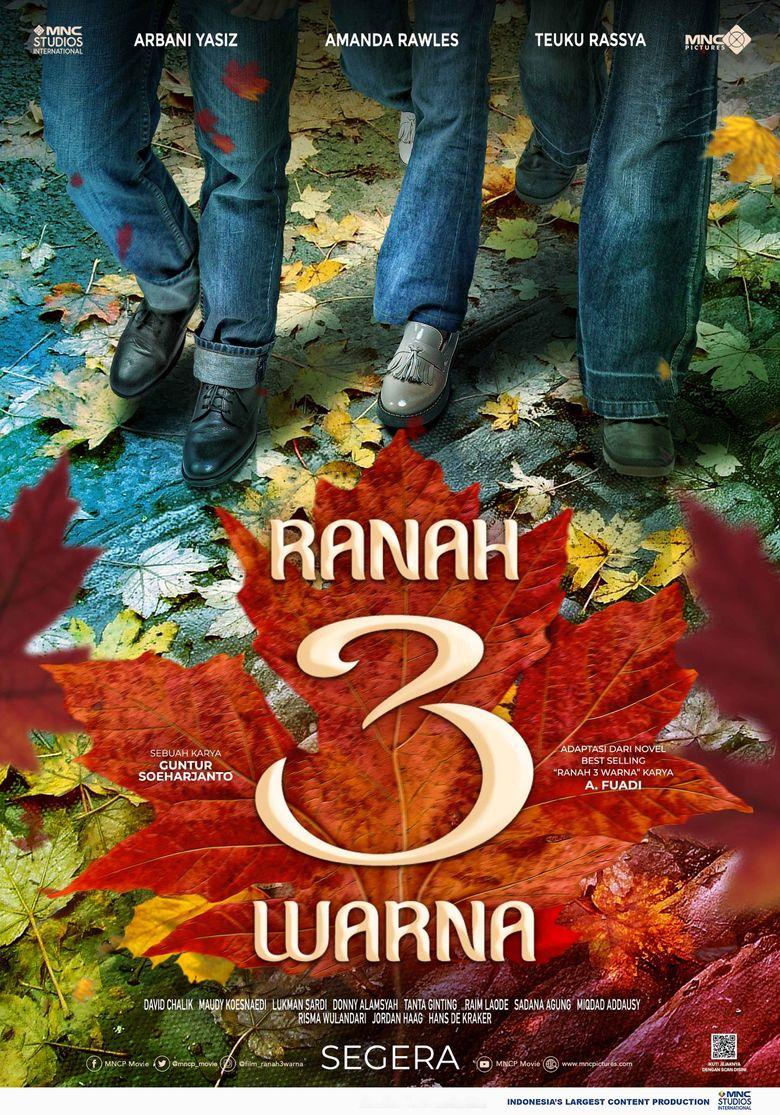 Ranah 3 Warna Poster
