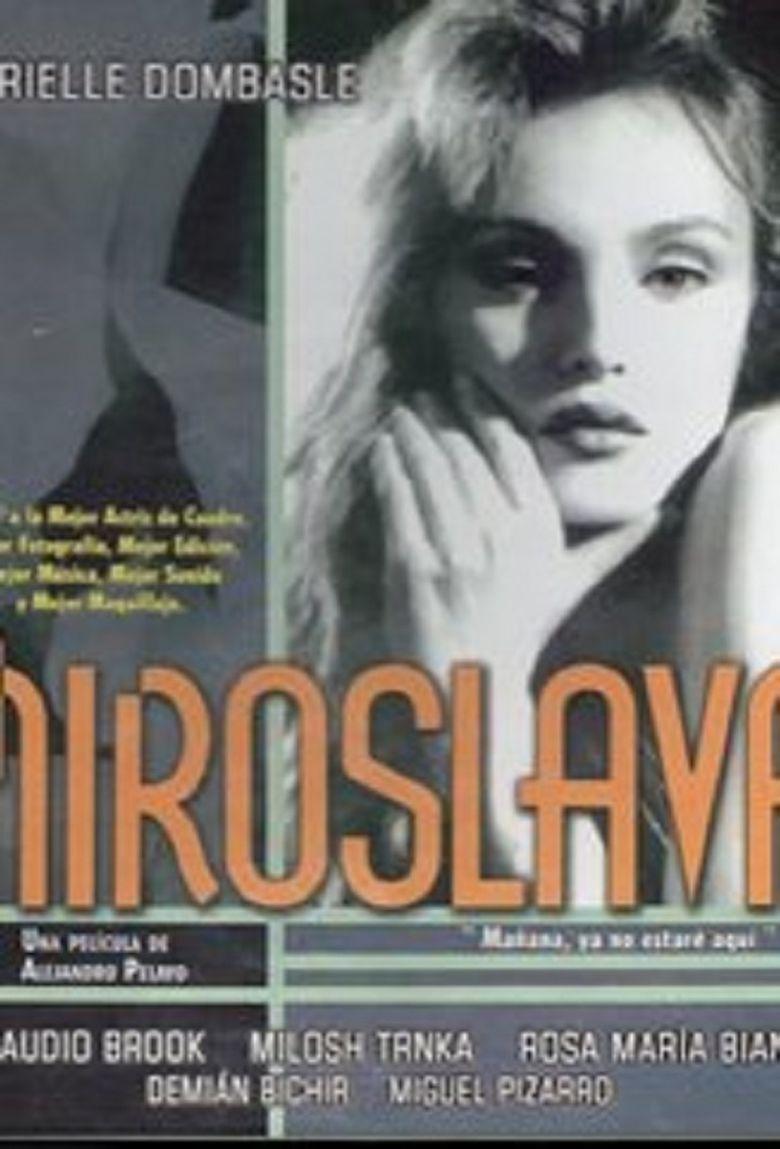 Miroslava Poster