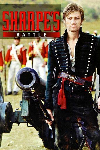 Sharpe's Battle Poster