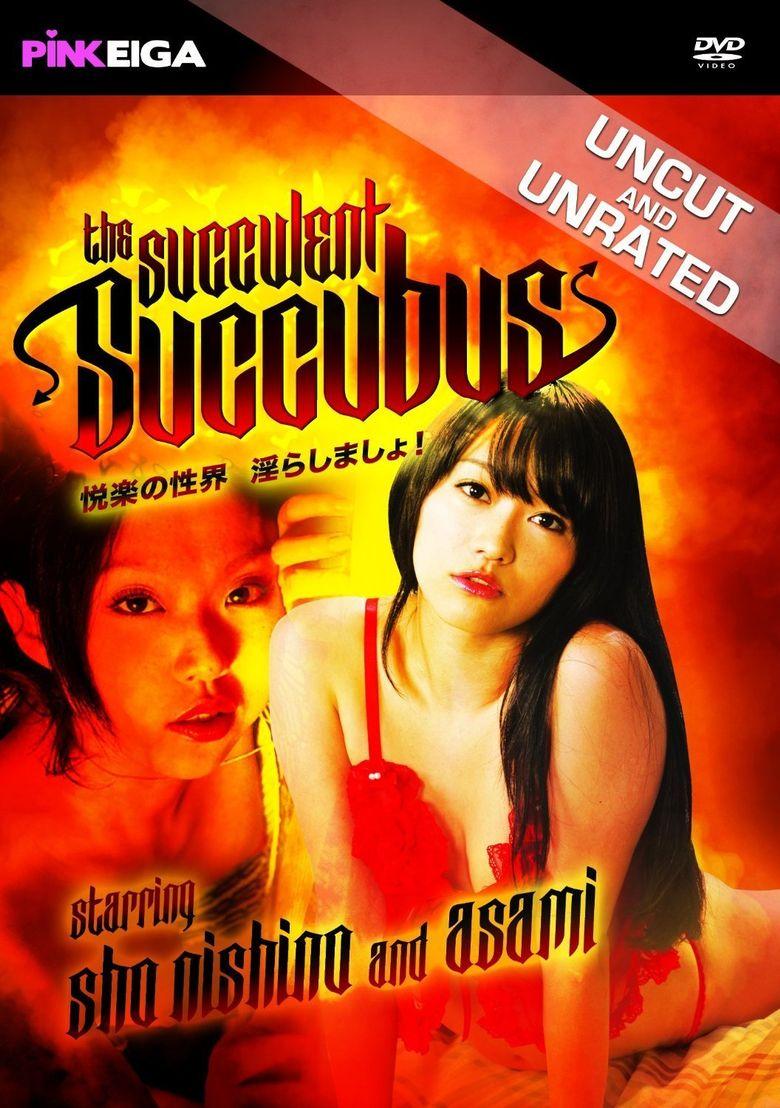 The Succulent Succubus Poster