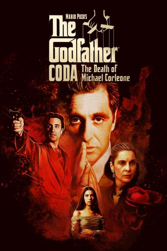 Mario Puzo's The Godfather, Coda: The Death of Michael Corleone Poster