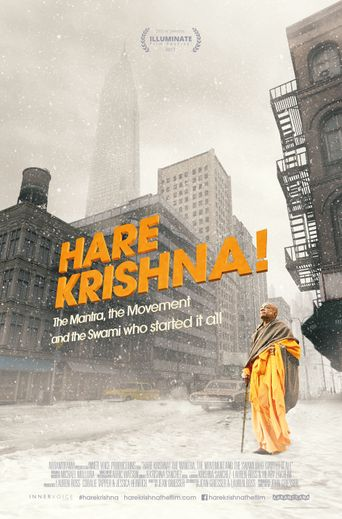 Hare Krishna! The Mantra, the Movement and the Swami Who Started It All Poster
