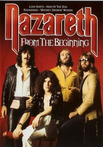 Nazareth: From The Beginning Poster