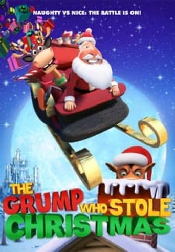 The Grump Who Stole Christmas Poster