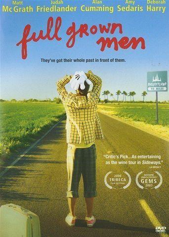 Full Grown Men Poster