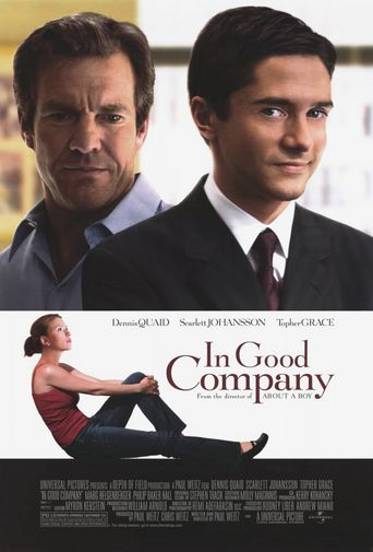 In Good Company Poster