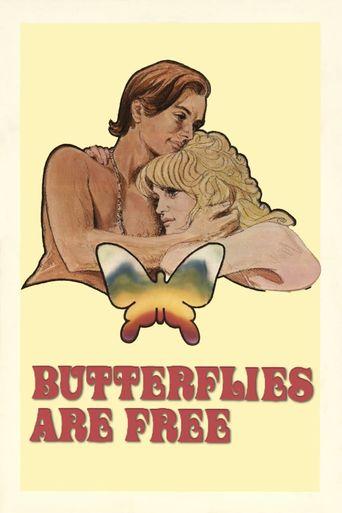 Watch Butterflies Are Free