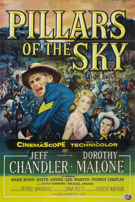 Pillars of the Sky Poster