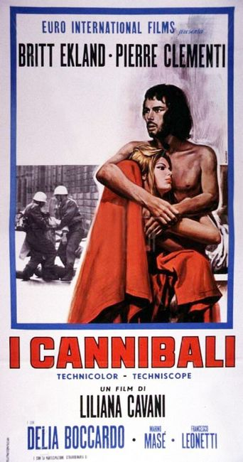 The Year of the Cannibals Poster