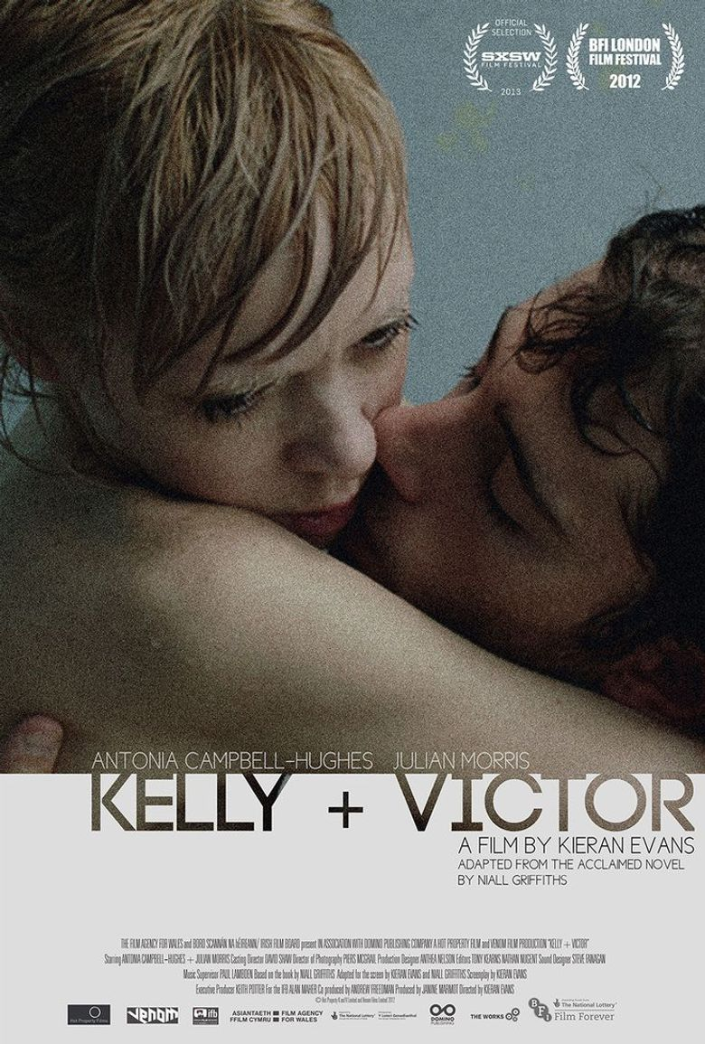 Kelly + Victor Poster