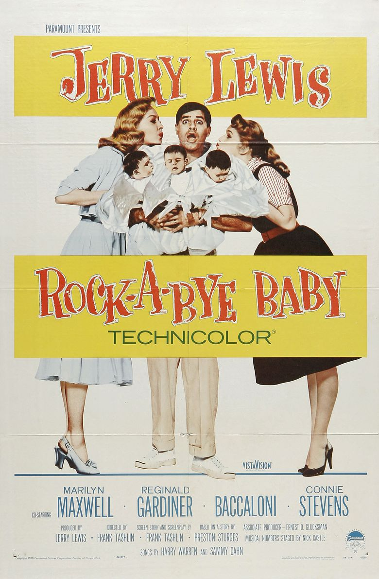 Rock-a-Bye Baby Poster