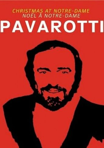 Pavarotti: Christmas At Notre-Dame Poster