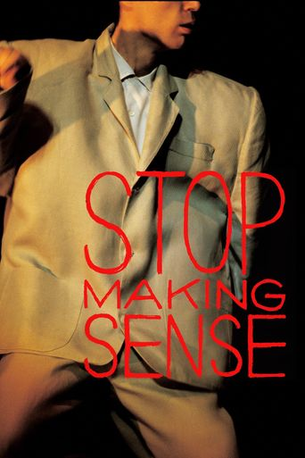 Watch Stop Making Sense
