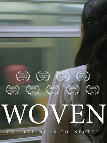 Woven Poster