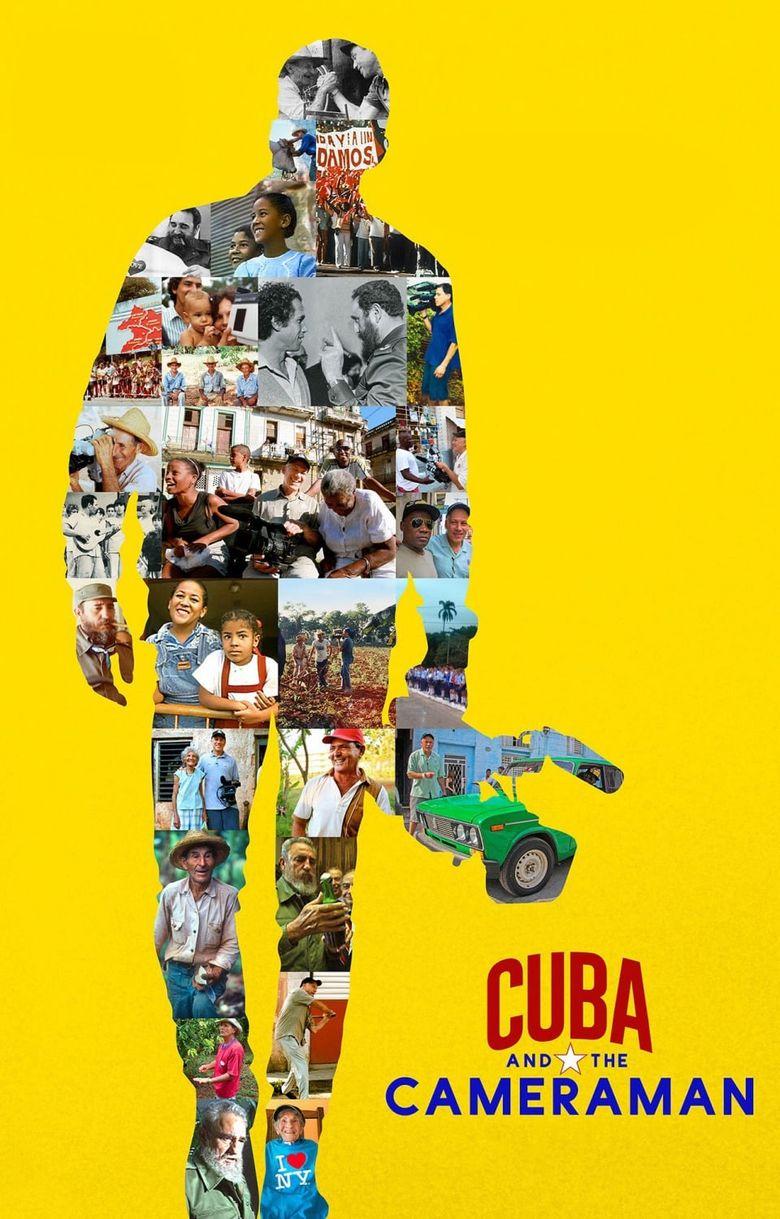 Cuba and the Cameraman Poster