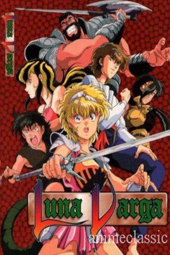 Luna Varga Poster