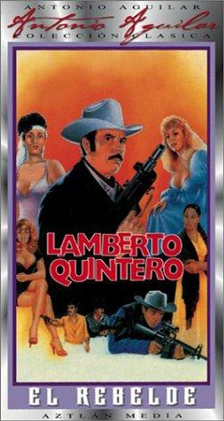 Lamberto Quintero Poster