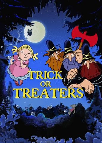 Trick or Treaters Poster