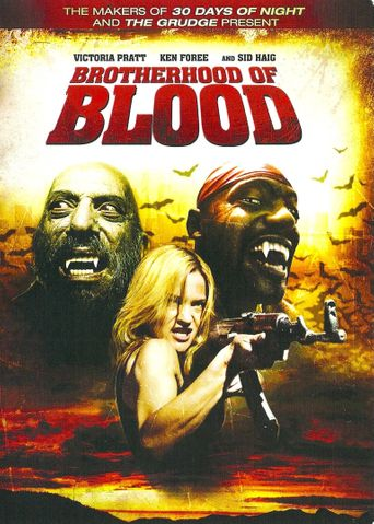 Brotherhood of Blood Poster